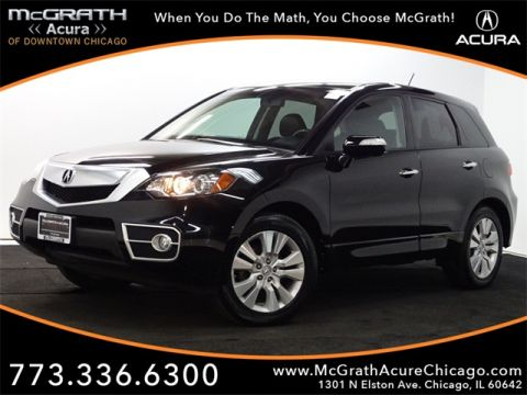 Pre-Owned 2012 Acura RDX Base