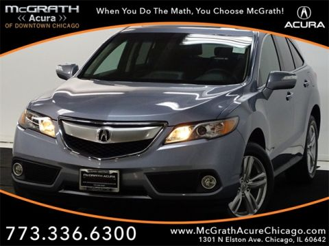 Certified Pre-Owned 2015 Acura RDX Technology Package