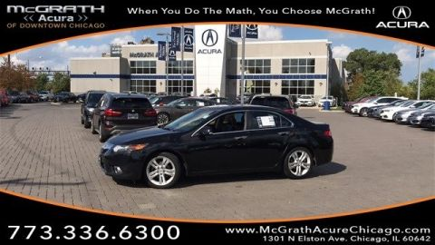 Pre-Owned 2011 Acura TSX 3.5