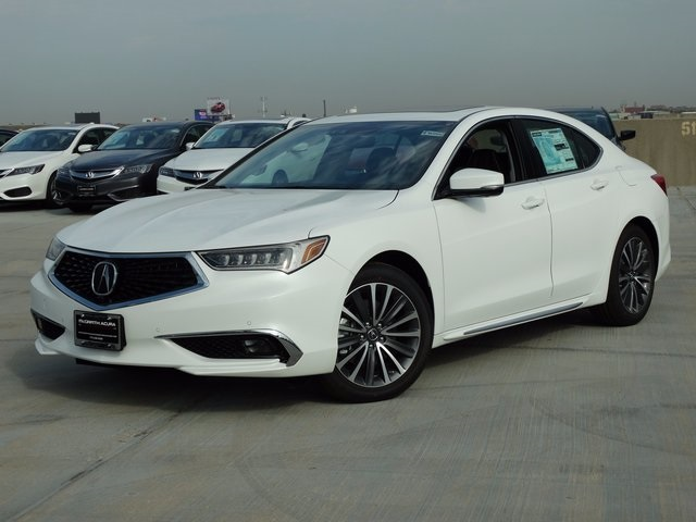 New Acura TLX V AT PAWS With Advance Package D Sedan - 2018 tlx acura