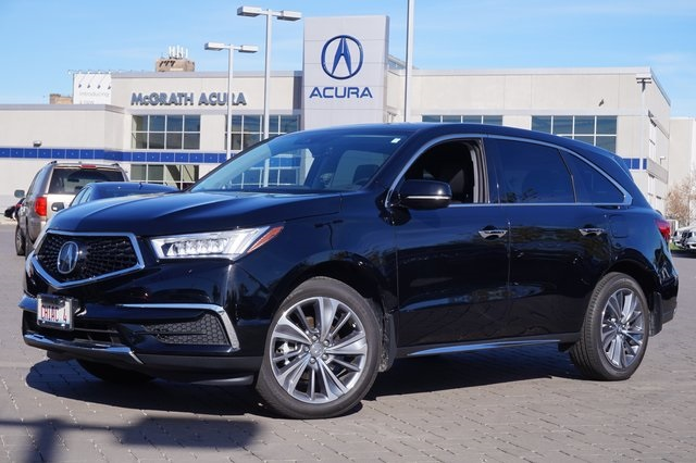 Unique 2017 Acura Mdx Blue