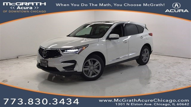 Certified Pre-Owned 2019 Acura RDX ADVANCE