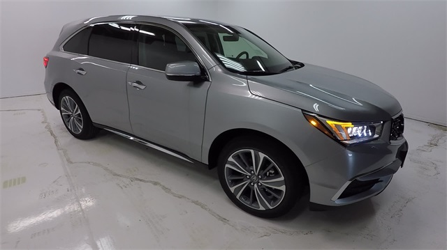 New 2017 Acura Mdx Sh Awd With Technology Package 4d Sport Utility