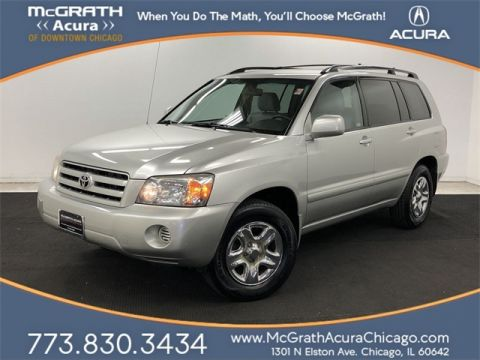 Pre-Owned 2006 Toyota Highlander Base